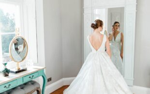 Brides Up North – Dusky Blue Wedding