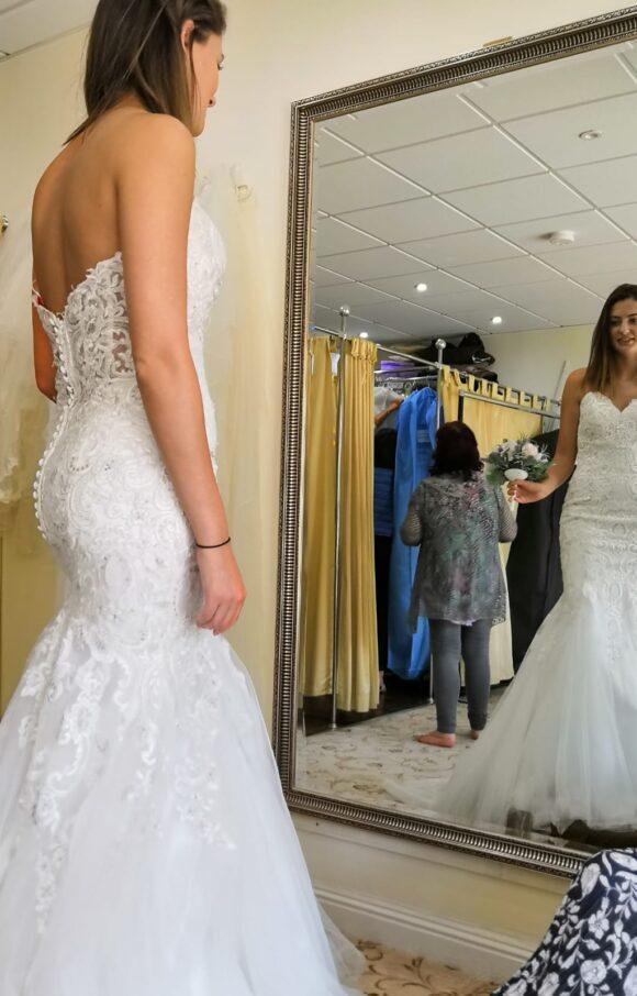 Morilee   Wedding Dress   Fishtail   C2536