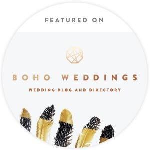 Boho Weddings – Mystical Wooland