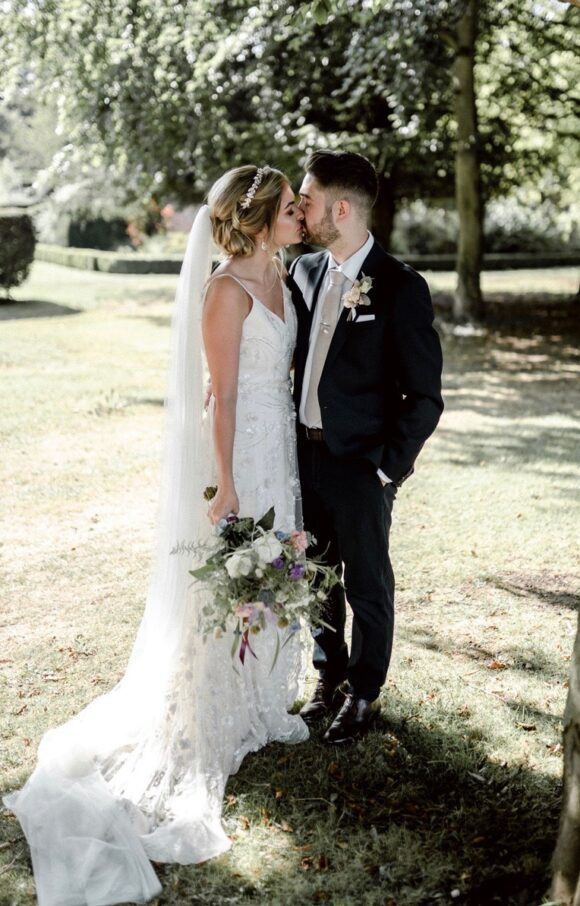 Savin London | Wedding Dress | Column | C1899
