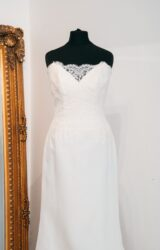Alan Hannah | Wedding Dress | Fit to Flare | WH126C