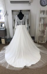 Terra Bridal | Wedding Dress | Aline | LE305M