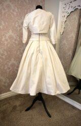 Ian Stuart | Wedding Dress | Tea Length | Y2E