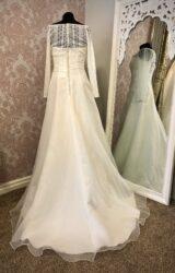 Berketex  Wedding Dress | Aline | Y121E