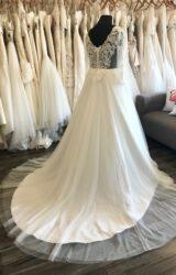 Terra Bridal   Wedding Dress   Aline   C186JL