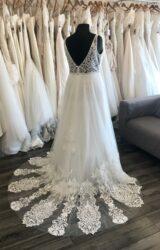 Terra Bridal | Wedding Dress | Aline | C185JL