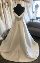Terra Bridal   Wedding Dress   Aline   C188JL