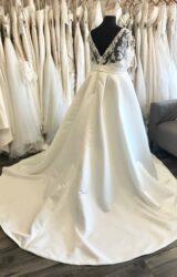Terra Bridal | Wedding Dress | Aline | C187JL
