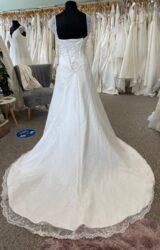 Wedding Collection | Wedding Dress | Aline | D1107K