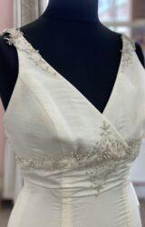Amanda Wyatt   Wedding Dress   Fit to Flare   D1104K