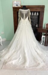 Morilee | Wedding Dress | Aline | SH152S