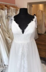 Terra Bridal | Wedding Dress | Aline | T129F
