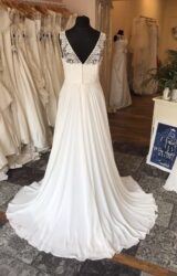 Terra Bridal | Wedding Dress | Aline | T128F
