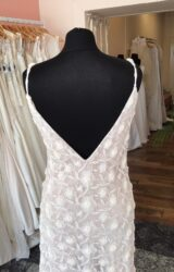 Charlie Brear   Wedding Dress   Fit to Flare   T132F