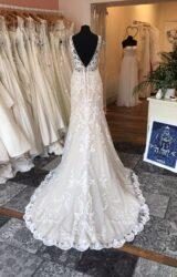 Stella York | Wedding Dress | Fit to Flare | T138F