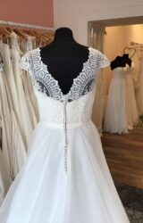 Justin Alexander | Wedding Dress | Aline | T98F