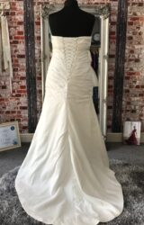 Wedding Collection | Wedding Dress | Fit to Flare | CA188G