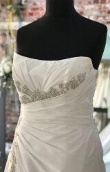 Sophia Tolli | Wedding Dress | Aline | CA186G