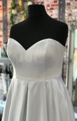 Terra Bridal   Wedding Dress   Aline   CA192G