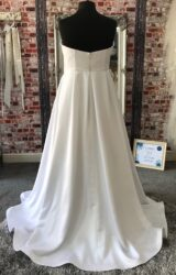 Terra Bridal | Wedding Dress | Aline | CA192G