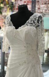 Ellis Bridal | Wedding Dress | Aline | CA197G