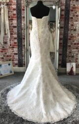 Maggie Sottero | Wedding Dress | Fishtail | CA196G