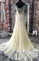 Bowen Dryden | Wedding Dress | Fit to Flare | CA201