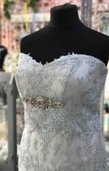 Bowen Dryden | Wedding Dress | Fishtail | CA200