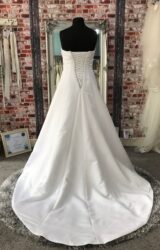 Forever Yours | Wedding Dress | Aline | CA203G
