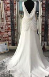 Wedding Collection | Wedding Dress | Aline | CA206G