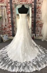 Verise | Wedding Dress | Fit to Flare | CA216G