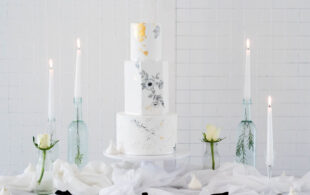 The English Wedding Blog – Sleek and Modern Styling from Yorkshire