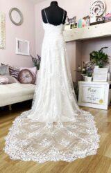Veromia | Wedding Dress | Fit to Flare | W873L