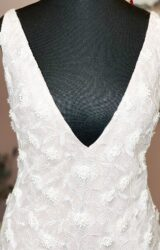 Charlie Brear | Wedding Dress | Fit to Flare | W876L