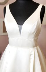 Alan Hannah   Wedding Dress   Aline   W881L