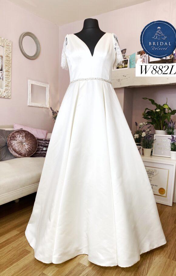 Alan Hannah | Wedding Dress | Aline | W882L