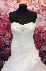 Essense of Australia | Wedding Dress | Drop Waist | ST444S