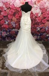 Opulence | Wedding Dress | Fit to Flare | ST447S