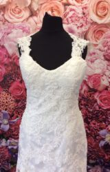 Enzoani | Wedding Dress | Fit to Flare | ST457S