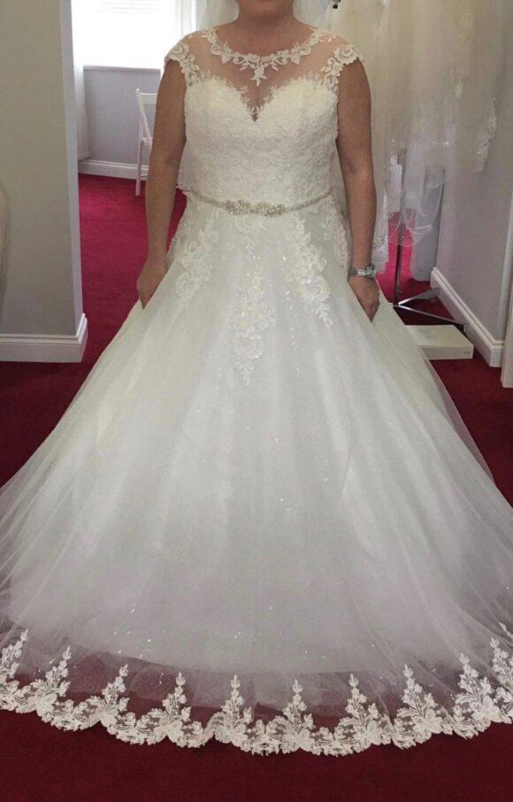 Romantica | Wedding Dress | Aline | C1877