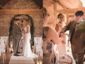 Wedding Day Angel – A Hidden Gem – Goltho Gardens