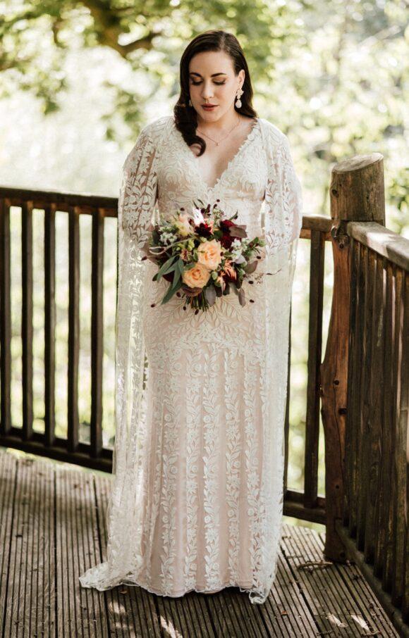 Tadashi Shoji | Wedding Dress | Boho | C2022