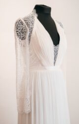 Catherine Deane | Wedding Dress | Column | WH205C