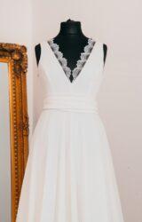 Charlie Brear   Wedding Dress   Aline   WH156C