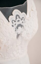 Charlie Brear | Wedding Dress | Column | WH158C