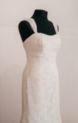 Nicola Anne | Wedding Dress | Fit to Flare | WH168C