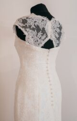 Nicola Anne | Wedding Dress | Fit to Flare | WH170C