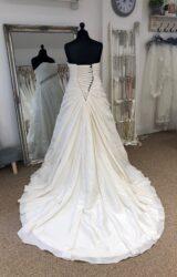 Ellis Bridal | Wedding Dress | Aline | LE312M
