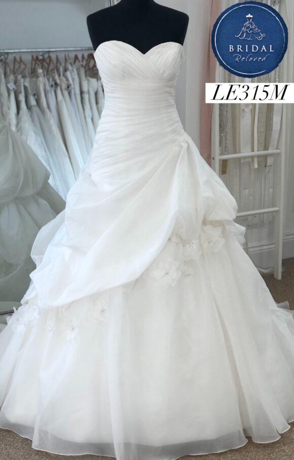 Morilee | Wedding Dress | Aline | LE315M