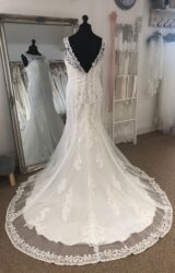 Morilee | Wedding Dress | Fit to Flare | LE316M